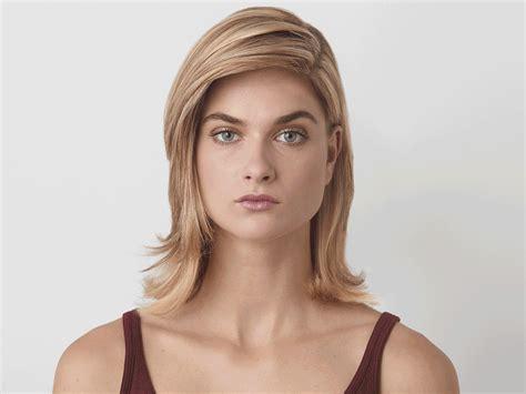 womens lob haircut the lob women s hairstyles supercuts