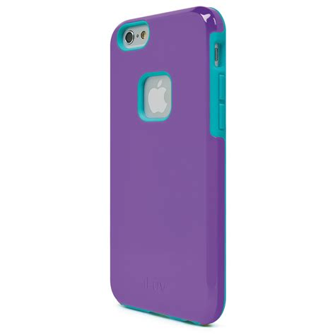 cases for iphone 6 iluv regatta for iphone 6 6s purple ai6regapu b h photo