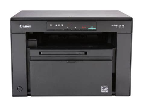Printer Canon Image Clas Mf3010 canon imageclass mf3010 multifunction laser printer