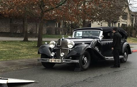 Hitler Auto by The Seattle Times Local News Sports Business Politics