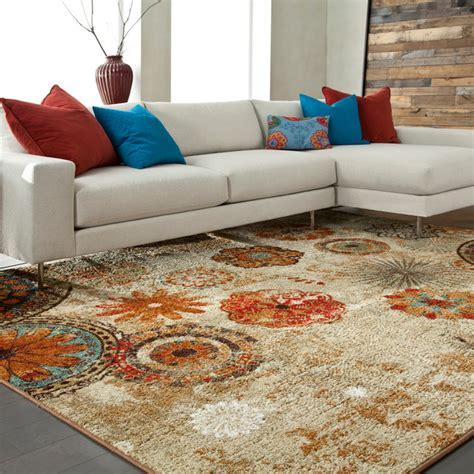 mohawk home caravan medallion rug mohawk home caravan medallion rug traditional rugs atlanta by mohawk home