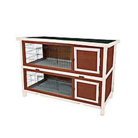 Rabbit Hutch Petsmart advantek the duplex rabbit hutch small pet hutches