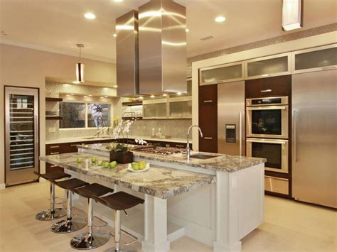 Remodeling Ideas For Kitchen Focus On Modern Design Sleek Decorating Ideas From Rate