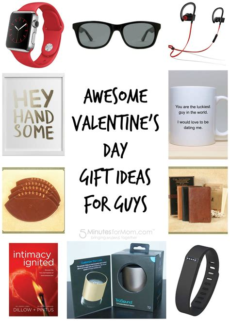 valentines gift ideas for guys s day gift guide for