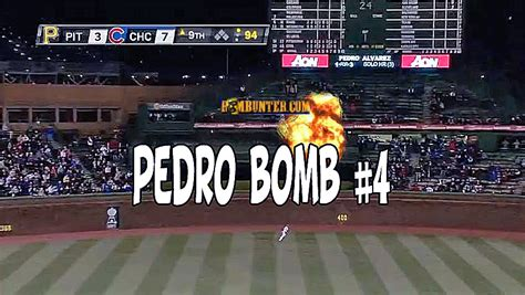 pedro alvarez home run tracker 2014
