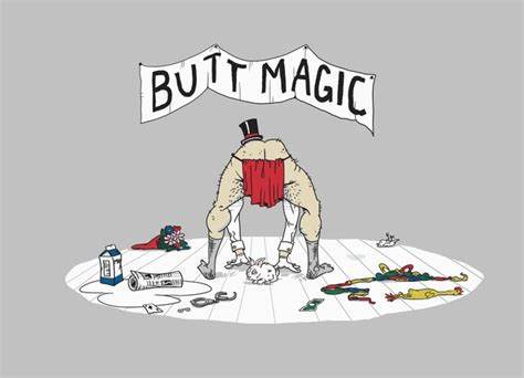 Magic Buttock Buttock Kualitas Bagus quot magic quot threadless best t shirts in the world