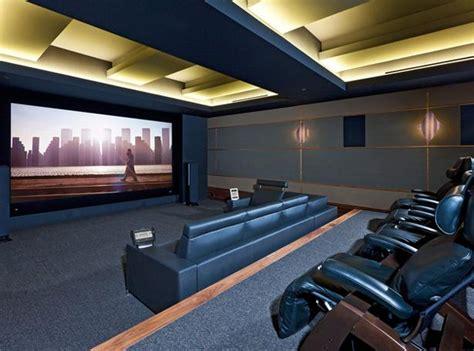 fabulous home theater design ideas