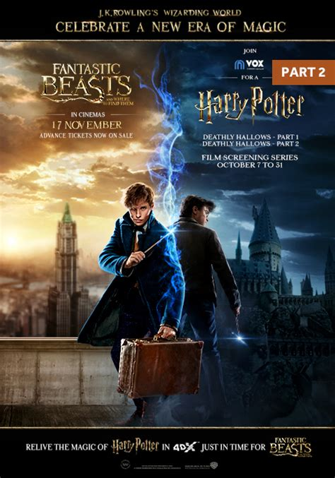Novel Harry Potter 2 harry potter and the deathly hallows part 2 now showing