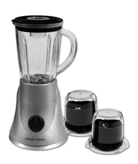 Blender Black And Decker black and decker blender two mills bx350 alfatah