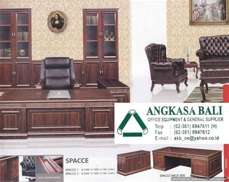 Meja Kantor Kayu angkasa bali jual kursi kantor meja kerja furniture