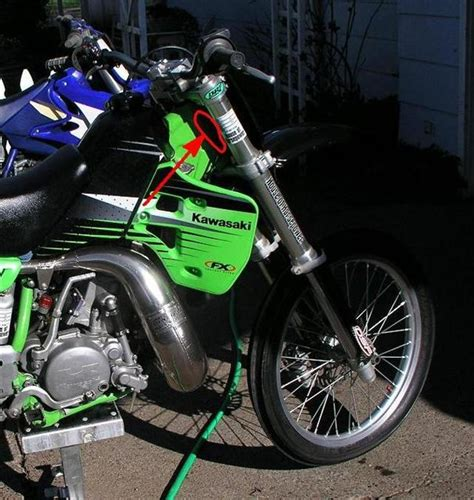 Find Dirt On Vin Number Location On Yamaha Dirt Bike Get Free Image About Wiring Diagram