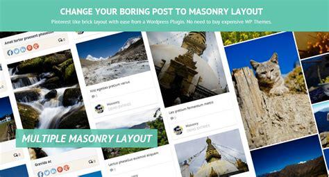 masonry layout wordpress plugin masonry layout east bay wordpress meetup