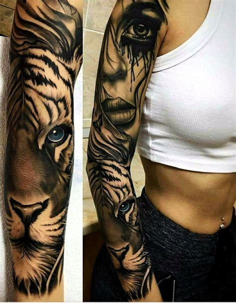 tattoos de tigres pictures to pin on pinterest tattooskid