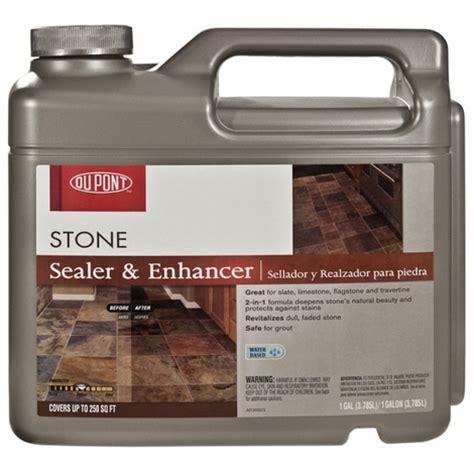 dupont stone sealer enhancer floor decor