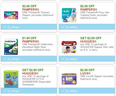 printable luvs diaper coupons 20 in new diaper coupons save on luvs pers and huggies