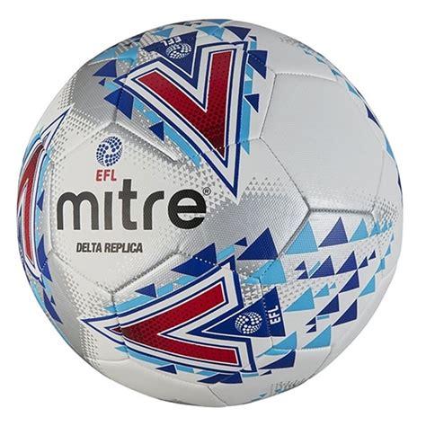 english football league and 1862233551 mitre footballs delta replica white efl direct soccer