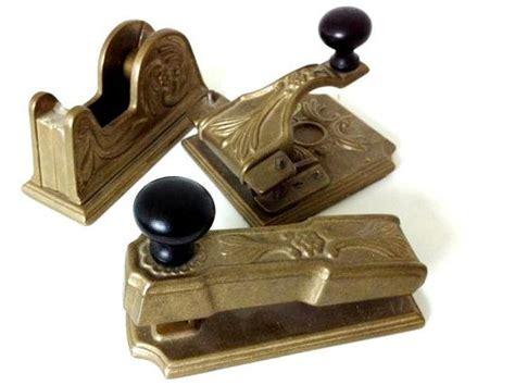 Antique Desk Accessories Antique Vintage Handmade European German Brass Desk Office Accessorie