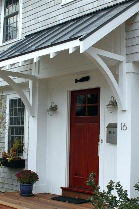 front porch awning ideas best 25 front door awning ideas on pinterest door