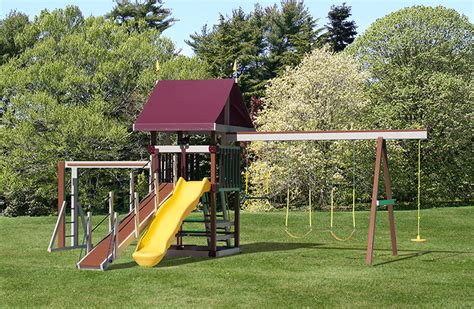 play mor swing sets prices poly watch tower series d s storage barns