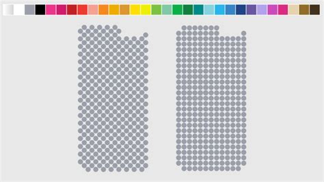 blank perler bead template blank plans kavett