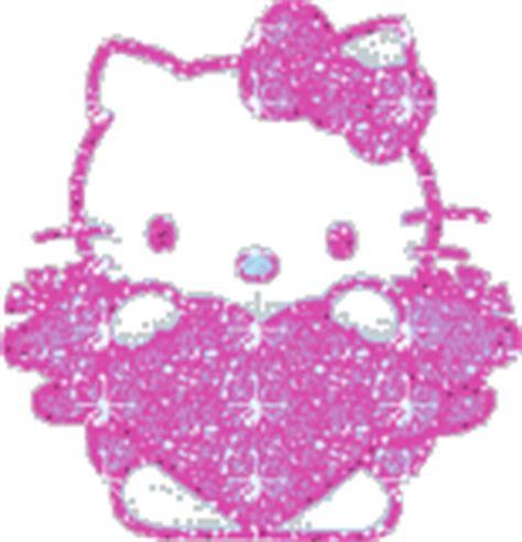 imagenes hello kitty brillantes movimiento hello kitty brillante