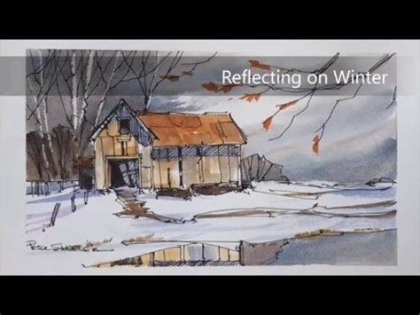 watercolor tutorial winter 101 best peter sheeler images on pinterest watercolors