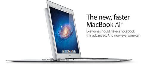 Apple Air Terbaru spesifikasi dan harga macbook air versi terbaru dari apple