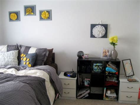 yellow and gray bedroom simply cozy yellow gray bedroom