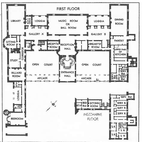 oheka castle floor plan 17 best images about old houses on pinterest mansion