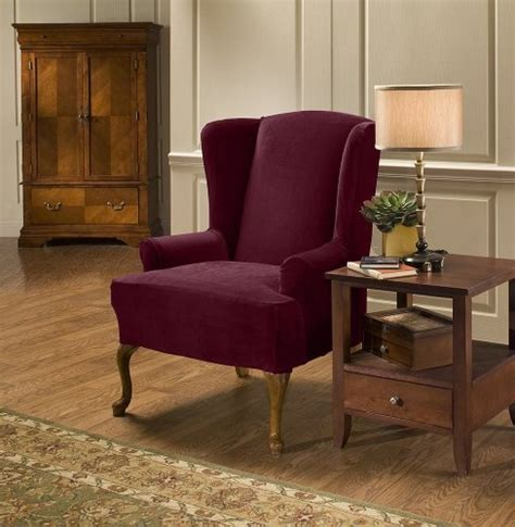 cheap wing chair slipcovers wing chair slipcovers july 2012 if finding the best