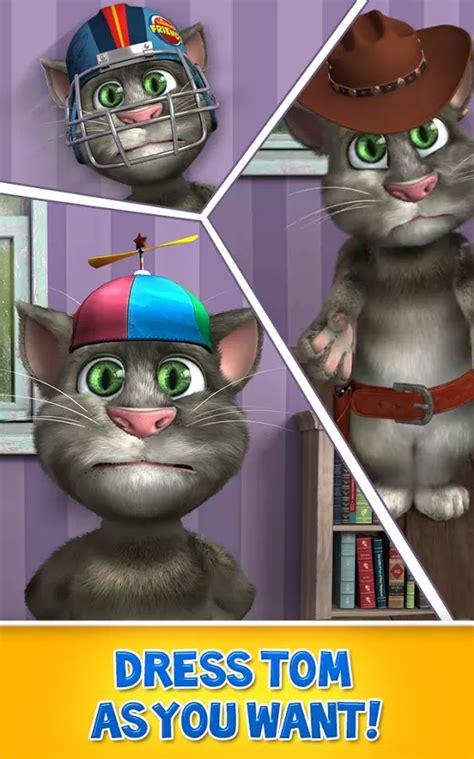talking tom cat apk talking tom cat 2 v2 2 mod apk