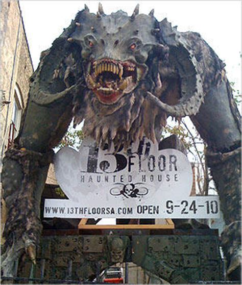 floor haunted house expands sas scary options  downtown blog