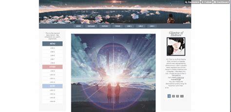 themes tumblr zuvia 7th district glimpse of heaven