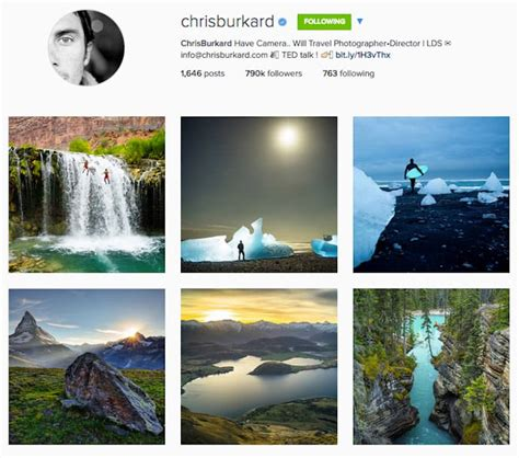 bio for photographer instagram 8 inspiring travel photographers to follow on instagram