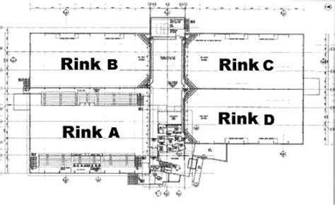 moncton coliseum floor plan red ball internet centre facility info and features