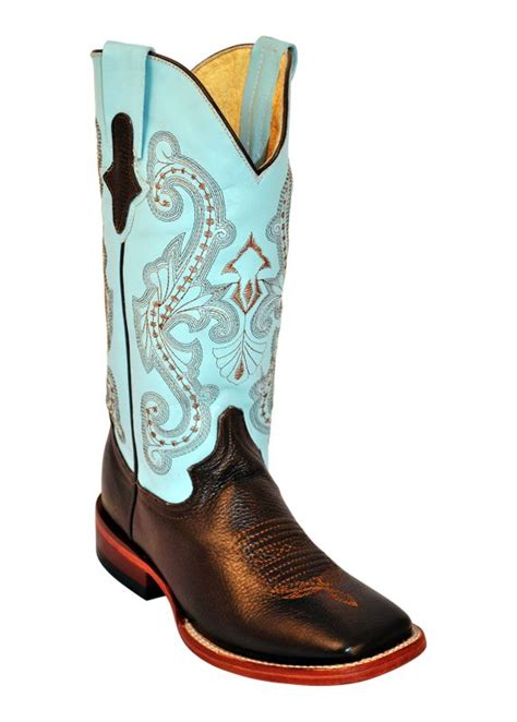 horseback shoes western boots