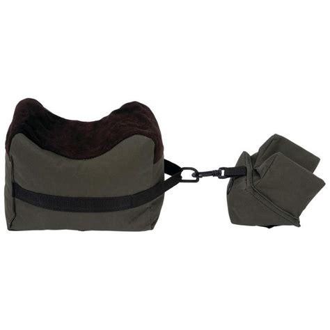 pistol bench rest bags portable shooting front rear bench rest bags gun rest