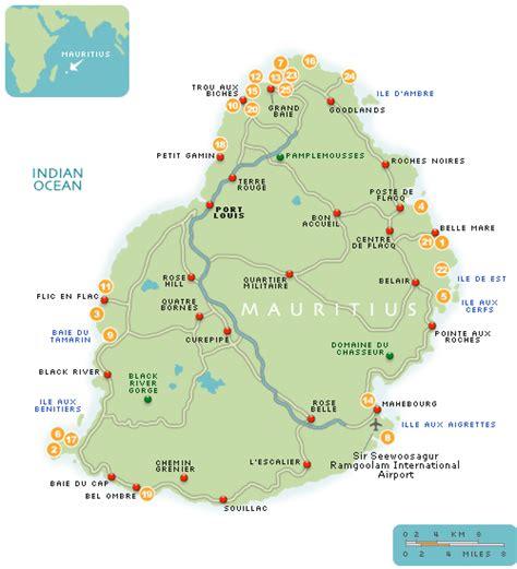 preskil resort map mauritius travel hotels resorts packages