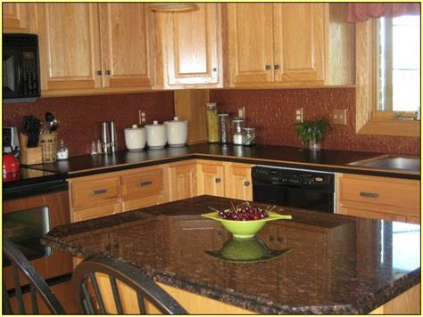 black granite kitchen countertops kitchen kitchen backsplash ideas black granite