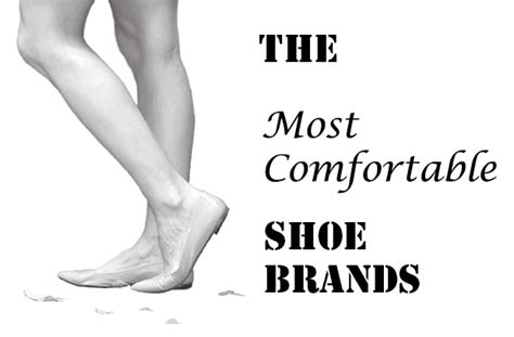 the most comfortable 10 most comfortable womens shoe brands easy looks