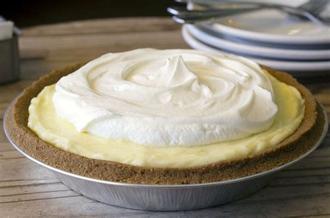 recipe banana cream pie with graham cracker crust kcrw good food