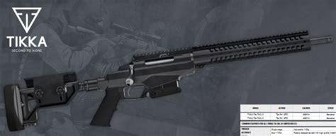 a 1 tactical tikka t3x tac a1 official pdf the firearm blogthe