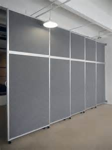 Large Room Divider Versare Operable Wall Large Room Dividers Reach New Heights