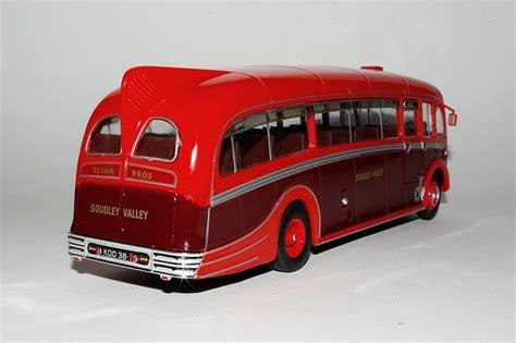 Diecast Miniatur Aec Regal Iii Dorsal Fin Harrington 16 aec regal iii harrington grande bretagne 1950