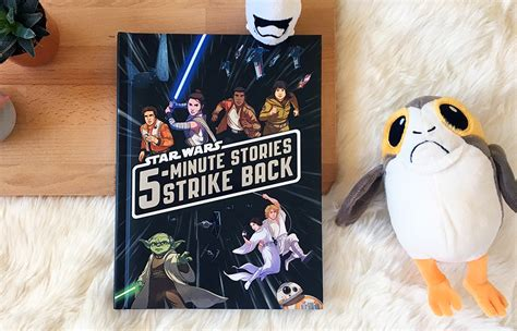 5 minute wars stories strike back books 5 minutes wars stories strike back disney family