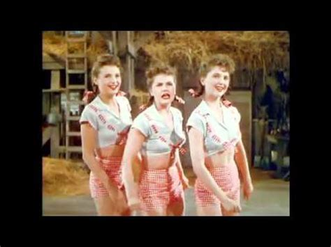 whatever happened to the amazing ross sisters the ross sisters from 1944 dvd quality youtube