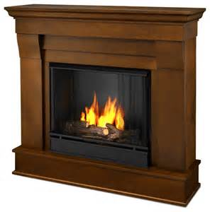 chateau espresso gel fuel fireplace traditional indoor