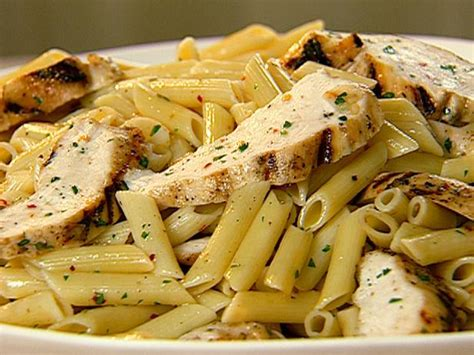 Pork And Pasta by Easy Lemon Pasta With Chicken Recipe The Neelys Food