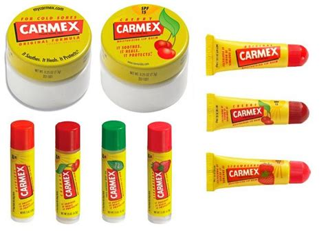 Chapstick Giveaway - carmex lip balm giveaway
