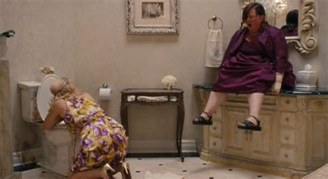 bathroom scene in bridesmaids the 4 office bathroom awkward moments we all know